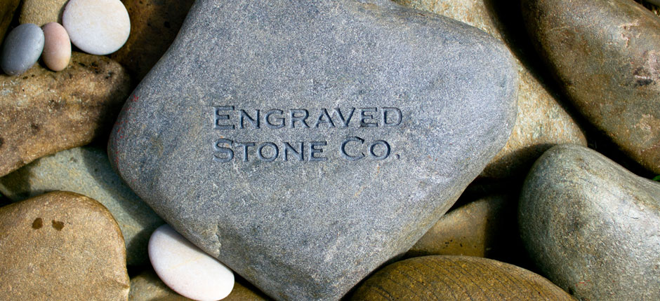 Words engraved on wedding